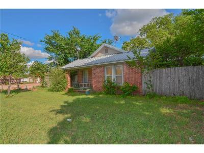 Stephenville Single Family Home For Sale: 586 E Washington Street