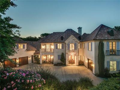 Fort Worth Single Family Home For Sale: 6916 Sanctuary Lane