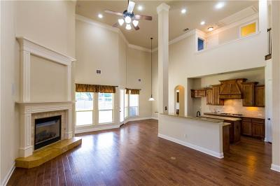 Bedford, Euless, Hurst Single Family Home For Sale: 302 Running Bear Court