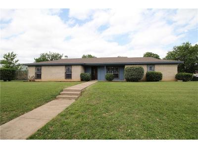 Forest Hill Single Family Home For Sale: 3241 Bunker Hill Drive