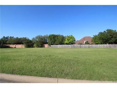 Cleburne Residential Lots & Land For Sale: Tbd Cottonwood Court