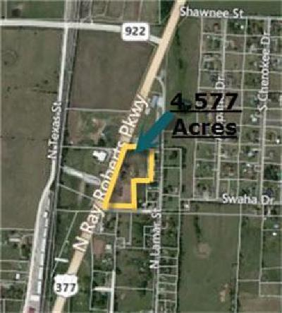 Tioga TX Commercial Lots & Land For Sale: $497,900