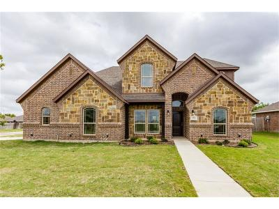 Tarrant County Single Family Home For Sale: 601 Hummingbird Trail