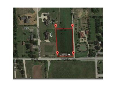 Denton Residential Lots & Land For Sale: 1.78ac Ryan Road