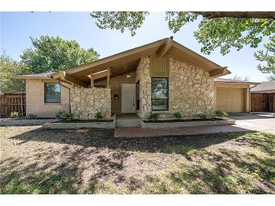 Farmers Branch Single Family Home For Sale: 2942 Esterbrook Drive