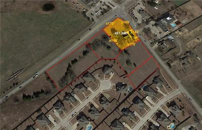 Rowlett Commercial Lots & Land For Sale: 8409 Chiesa Road #C
