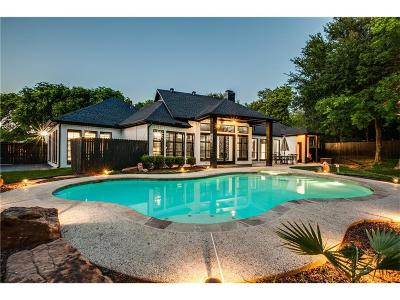 Cedar Hill Single Family Home For Sale: 2708 Waters Edge Drive