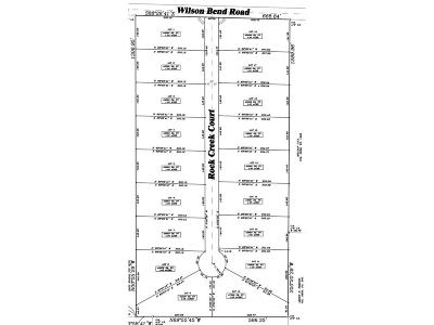 Millsap Residential Lots & Land For Sale: Tbd13 Rock Creek Court