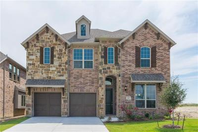 Aledo Single Family Home For Sale: 14957 Gentry Drive