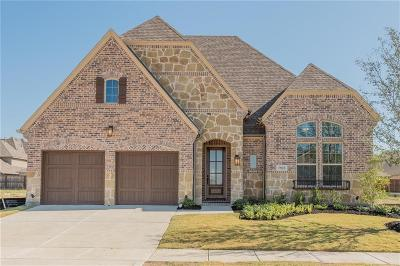 The Colony Single Family Home For Sale: 7925 Regent