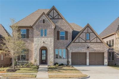 The Colony Single Family Home For Sale: 7816 Ivey