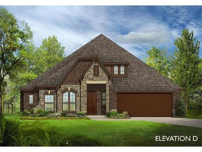 Denton Single Family Home For Sale: 9425 Lake Fork Trail