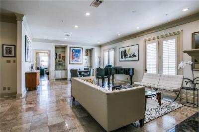 Dallas Condo For Sale: 2848 Woodside Street #6a