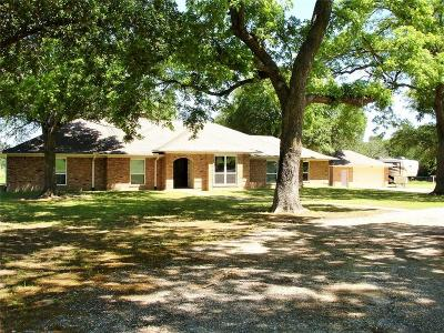 Canton Single Family Home Active Contingent: 7072 Fm 1651