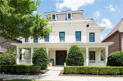 Mckinney Single Family Home For Sale: 2304 State Boulevard