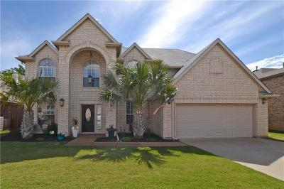 Hickory Creek Single Family Home For Sale: 204 Deerpath Road