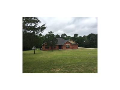 Coolidge, Mexia, Mount Calm Single Family Home For Sale: 199 N Lcr 490