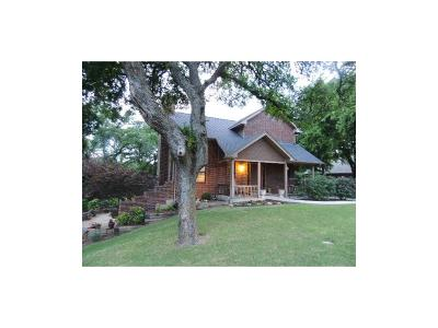 Cedar Hill Single Family Home For Sale: 2460 Waterstone Drive
