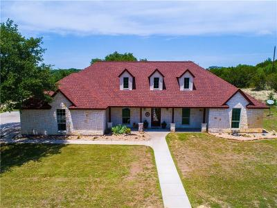 Erath County Single Family Home For Sale: 425 Anglers Cove Drive