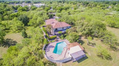 Denton Single Family Home For Sale: 3036 N Trinity Road