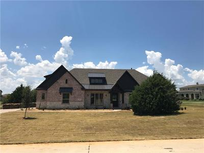 Cross Roads Single Family Home For Sale: 1090 Forest Bend Court