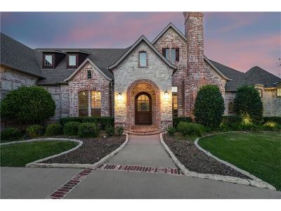 Prosper Single Family Home For Sale: 1350 Tanglewood Court