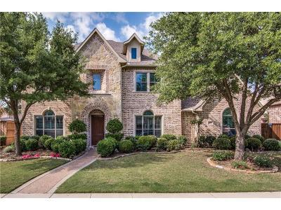 Frisco Single Family Home Active Option Contract: 4388 Veneto Drive