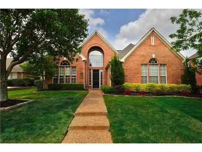 Southlake Single Family Home For Sale: 720 Saxon Trail