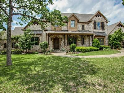 Southlake Single Family Home For Sale: 2200 N Peytonville Avenue