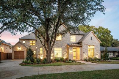 Single Family Home For Sale: 6453 Mimosa Lane