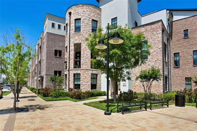Dallas Townhouse For Sale: 2191 Norlock Lane