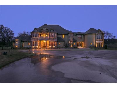 Burleson Single Family Home For Sale: 4241 Sherman Oaks