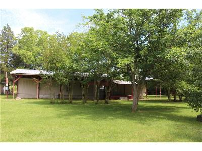 Mabank Single Family Home For Sale: 400 Vz County Road 2815
