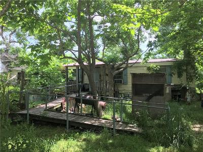 Wills Point Single Family Home For Sale: 10163 Gaillard Lake