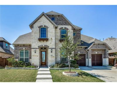 Frisco Single Family Home Active Option Contract: 547 Pagosa Springs Drive
