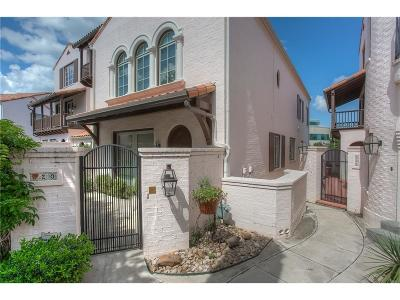 Fort Worth Single Family Home Active Option Contract: 220 Casa Blanca Circle
