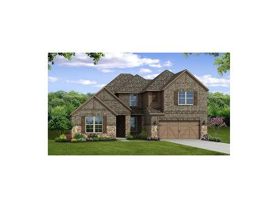 Frisco Single Family Home Active Contingent: 11553 Teresa Lane