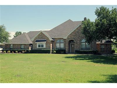 Waxahachie Single Family Home For Sale: 2750 Fm 878