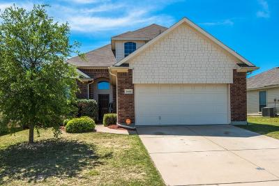 Fort Worth TX Single Family Home Active Option Contract: $209,900