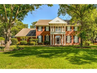 Southlake Single Family Home For Sale: 1306 Pecos Drive