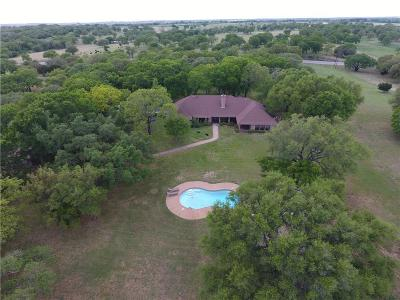 Weatherford Single Family Home For Sale: 3721 Bethel Road