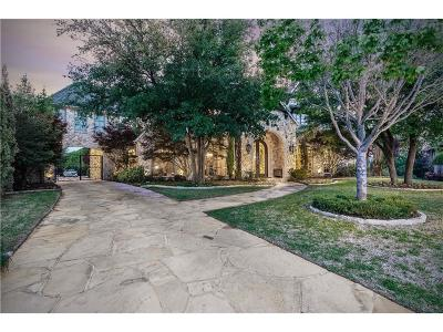 Frisco Single Family Home For Sale: 4883 Orchard Park Drive