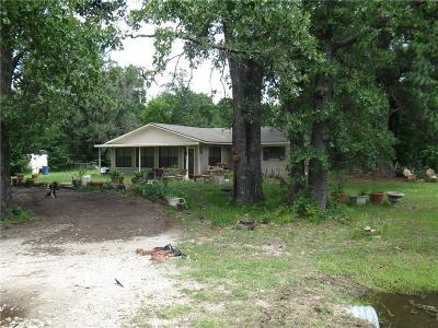 Edgewood Single Family Home For Sale: 1461 Vz County Road 3601