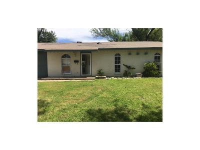 Garland Single Family Home For Sale: 4010 Providence Drive