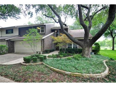 Carrollton Single Family Home For Sale: 2952 Buttonwood Drive