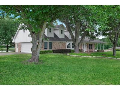 Ennis Single Family Home For Sale: 6819 Fm 660