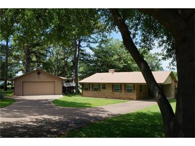 Mabank Single Family Home For Sale: 232 Bushwhacker Drive