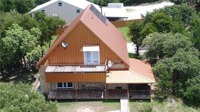 Brownwood Single Family Home For Sale: 1112 Woodsmen Ln
