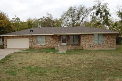 Ennis Single Family Home For Sale: 2105 N Breckenridge Street