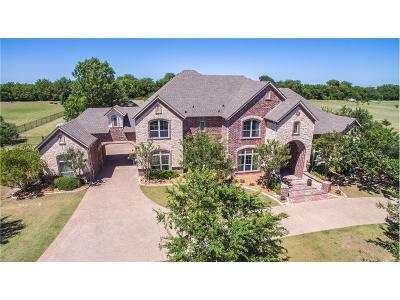 Haslet Single Family Home For Sale: 1824 Greenway Crossing Drive